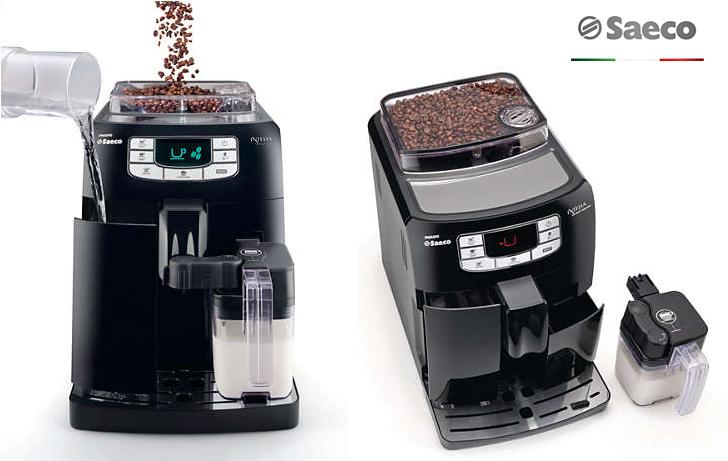 фото зерновой кофемашины для дома