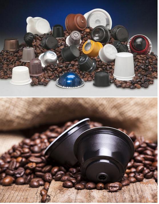 продажа капсульного кофе
