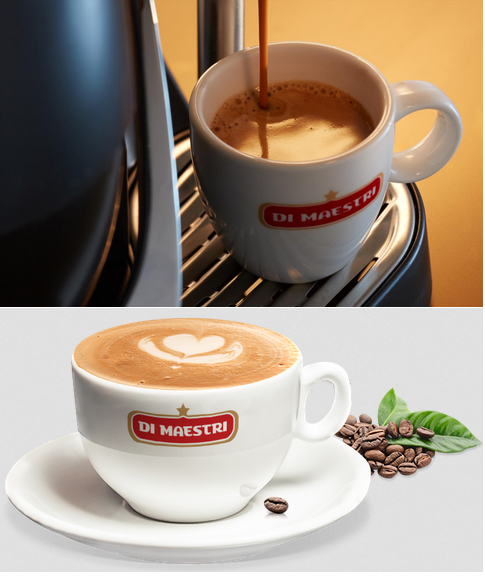 продажа капсульного кофе Di Maestri