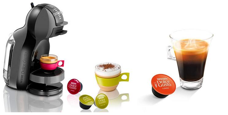 магазин кофе в капсулах Dolce Gusto