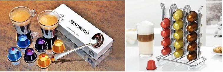 продажа кофе в капсулах nespresso