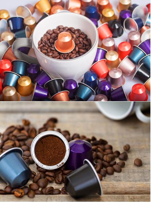 магазин капсульного кофе