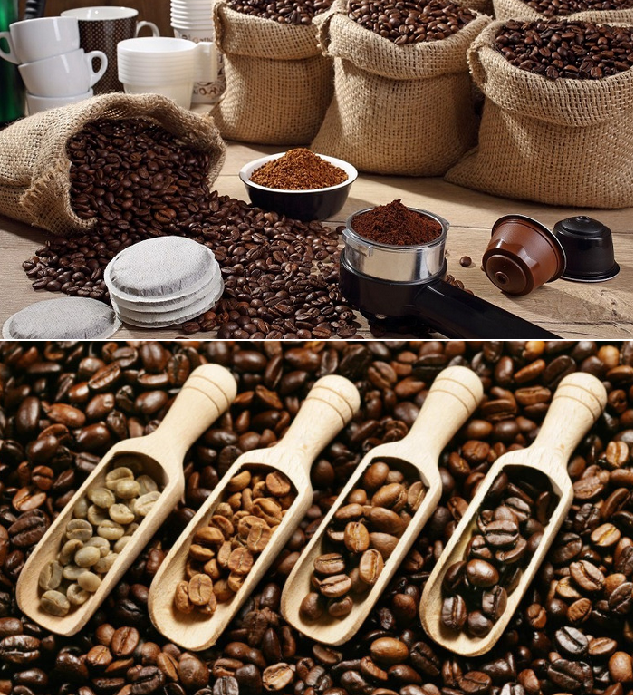 зерновой кофе в Волгограде